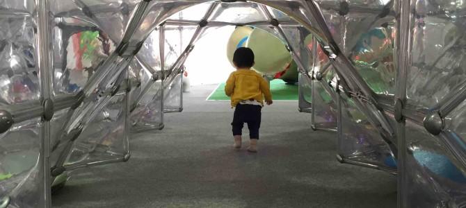 いっぱい歩いて、走って、ベビーカーも使える「こどもと旅する美術館」美ヶ原高原美術館@長野県上田市