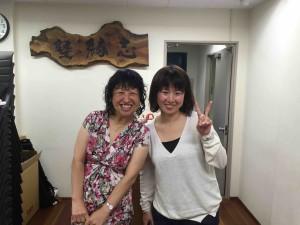 大谷由里子さんの直接指導は、一度体験する価値あり!です