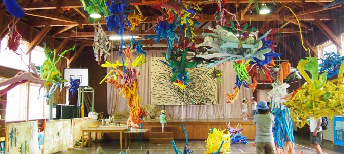 朗報&見逃した人必見!大地の芸術祭、まだ一部作品が見られます@新潟県十日町市&津南町