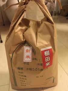 5kgの紙袋