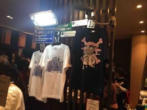 完売品切れ状態が続いていたTシャツ 2800円