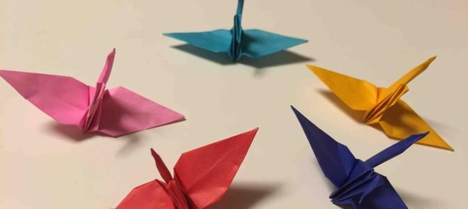 折り紙のお礼を伝えたい。東京もまだまだ捨てたもんじゃない。山手線でのできごと。