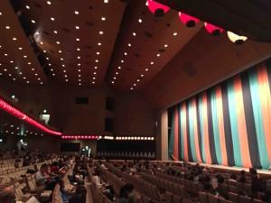 東京・国立劇場大ホール