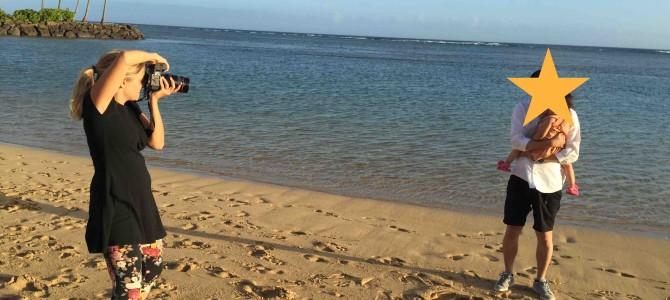 ザ カハラ ホテル&リゾート内でプロカメラマンに撮影してもらったら、ハワイ病が増幅した@ハワイ・オアフ島