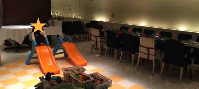大人はコース料理、子どもたちはキッズスペース。こんなランチ、待ってました@東京・池袋