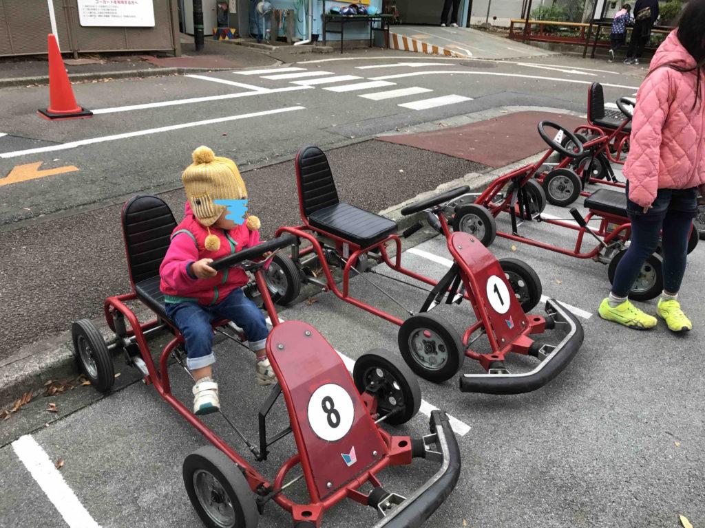 1人乗りは小学生以上から。未就学児は親と一緒に2人乗りで!